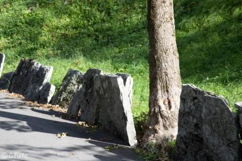 Forme de pierre